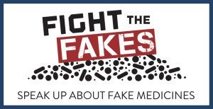 Fight the Fakes Logo